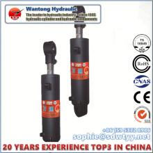 Cilindro hidráulico para mineração de pistão tipo duplo atuando na venda