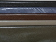 Black 60% Polyester 40% Pu Dressmaking Fabrics For Down Jacket