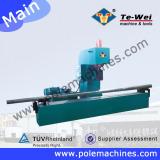 W31Y Steel Pipe Straightening Machine