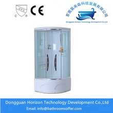 Bathroom Shower Cabin with 5mm Tempered Glass