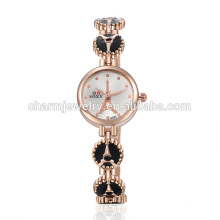Top Selling Ladies Elegant Eiffel Tower Quartz Wrist Watch SOXY021