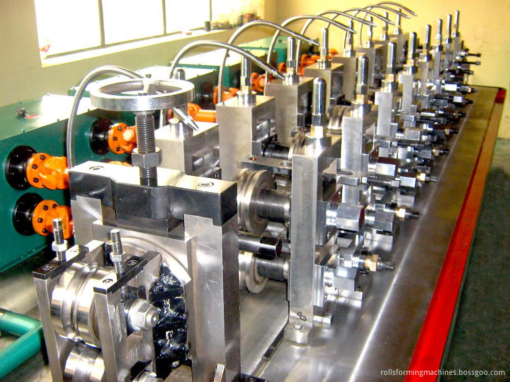 Steel pipe processing equipment