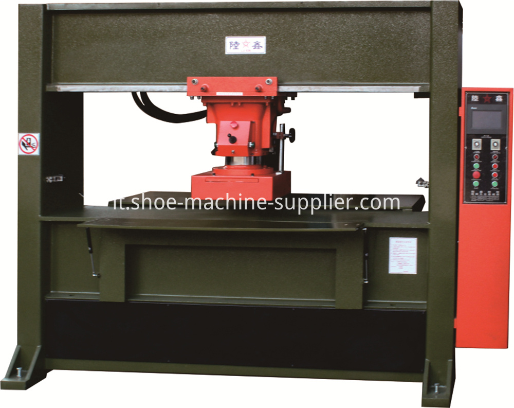 Large Die Cutting Machine