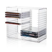 Lovely Simple Acrylic CD Storage Rack, CD Acrylic Case