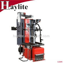 Heavy duty truck tyre changer machine tilting post