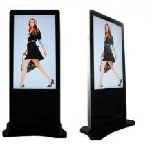 Ecran LCD autonome de 47 pouces pour la publicité