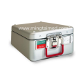 Sistema de contenedor duro de hospital