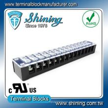 TB-33514CP Panel montiert 14 Pin 300V 35A Double Row Terminal Connector