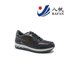 Chaussures de course à pied plat mode féminine (BFJ4207)
