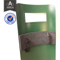Policía militar Escudo a prueba de balas de mano