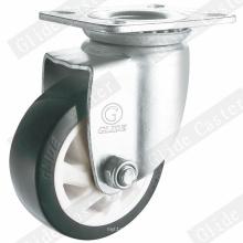Средних тяжелых ПУ поворотный ролик (G6220)
