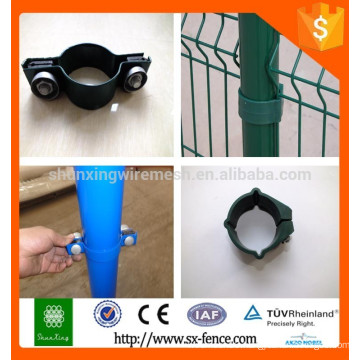 ISO9001 Metal and Plastic welded wire fence clips