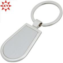 Zink-Legierungs-Metallfreier raum Keychain mit Entwurf Ihr Logo