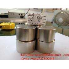 Neodymium Permanent Magnet stop water stop meter Magnet D50X30mm D55X25mm