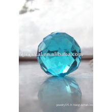 Boules d'éclairage en cristal Aquamarine