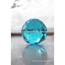 Aquamarine Crystal Iluminação Bolas