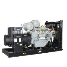 Potencia del generador de 800kva accionado por el motor de Perkins