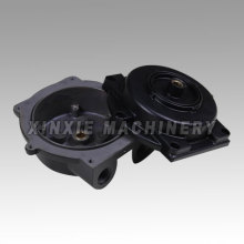 Aluminum Die Casting with Hard Anodizing