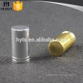 серебряный золотой духи алюминиевая крышка бутылки