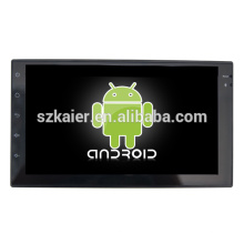7-Zoll-Deckless komplett Touch android Auto Universal-Stereoanlage mit GPS / Bluetooth / TV / 3G / WIFI