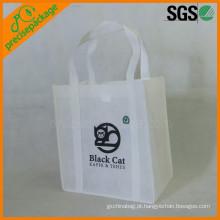 saco de compra não tecido reusável eco conciso de alta qualidade