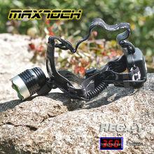 Tocha de farol 18650 T6 Cree Maxtoch HE6X-1