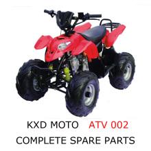 KXD Motor ATV 002 Parts Complete ATV Parts