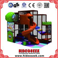 Équipement de jeu d'intérieur de style de Kfc pour des enfants