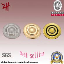 Aluminium und Zink Küchenmöbel Knopf mit Prime Qualität (ZH-K049)