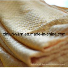 Tela de Lycra de poliéster de algodón para ropa interior / ropa
