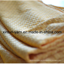 Pele fresca Microsolv através da tela de matéria têxtil para o desgaste da praia