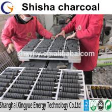Carvão de alta qualidade sem fumo shisha