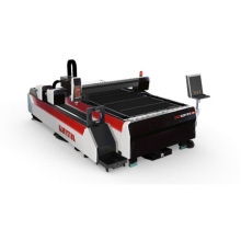Лазерная машина для резки металлических пластин и труб