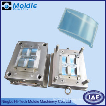Water Clear PC Electrical Parts Plastic Mold