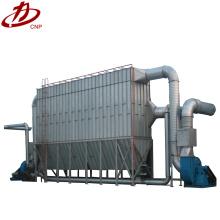 Epurateur de gaz à collecteur de poussière / filtre à poussière supérieur