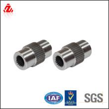 Fábrica de alta precisão CNC / torno peças de usinagem
