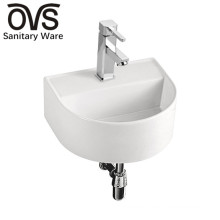common use ceramic wash basin wall hung sink
