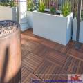 Baldosa de suelo de madera de jardín de alta calidad de Vietnam