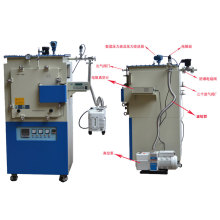 Ce Certificated Atmophere Box Furnace Made by Shibo Company