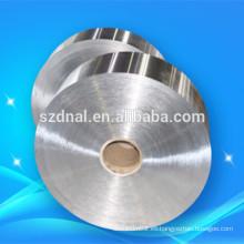 8011 cinta de aluminio para cápsulas médicas