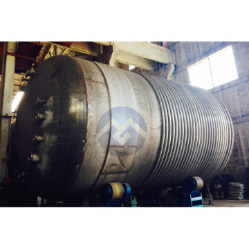 100L external pipe reactor kettle