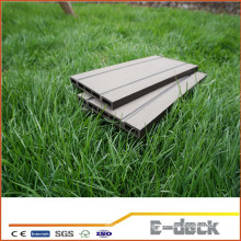 High quality long life waterproof WPC cladding board for garden house