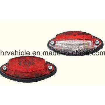 LED Side Clearance Lamp for Trucks