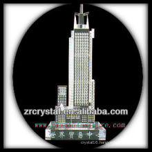 Wonderful Crystal Building Model H038