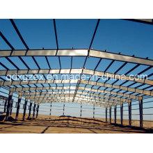 Taller de estructura de acero de bajo coste (SSW-16142)