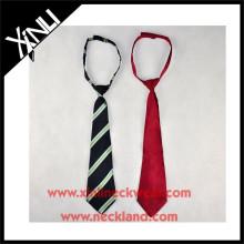 Billiger Polyester-Jungen-Hals-Krawatte Akzeptieren Sie PayPal