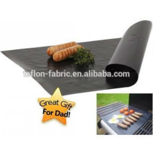NEW product great quality Easily Cleaned non-stick bbq grill mat