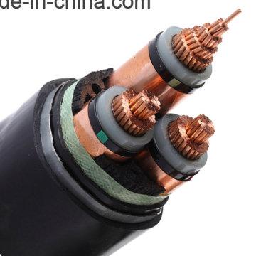 1 a 5 conductores de cobre Cable de alimentación de 240 mm
