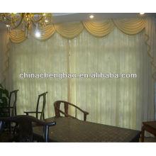 2013 nueva tela 100% de la cortina del algodón del diseño