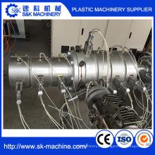 Máquina plástica de la pipa de PVC / PP / HDPE / PE / PPR con precio / Máquina de la pipa de UPVC / pipa que hace la máquina